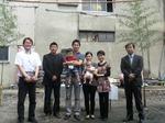 京都市南区U様邸の地鎮祭