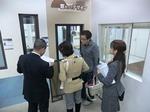 京田辺市Tさん、LIXILショールームにて
