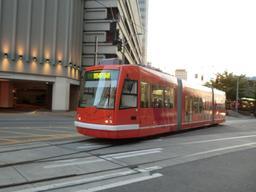 シアトルの路面電車