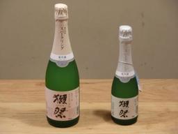 獺祭のスパークリング(にごり酒)