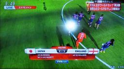 なでしこ、準決勝でイングランドにロスタイムのオウンゴールで勝利