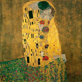 接吻(グスタフ・クリムト)