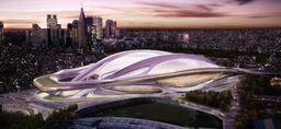 国立競技場の元のデザイン