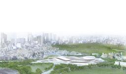 新国立競技場のデザイン