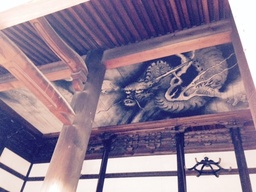 東福寺の龍の天井画