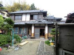京都府精華町のF様邸外観のビフォー