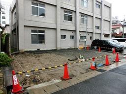 ネットワークカメラを設置した滋賀県大津市のS様邸の現場